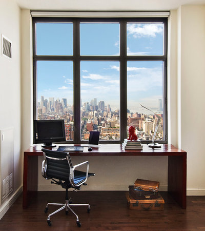 Modern Arbeitszimmer by Ting & Company