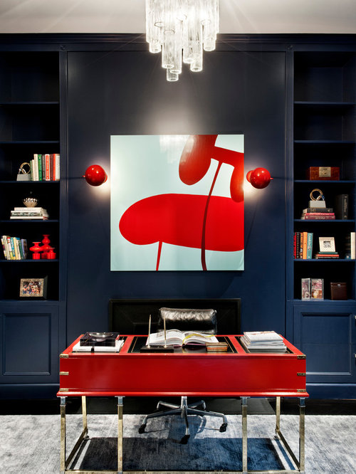 Best Navy Blue And Red Design Ideas Amp Remodel Pictures Houzz