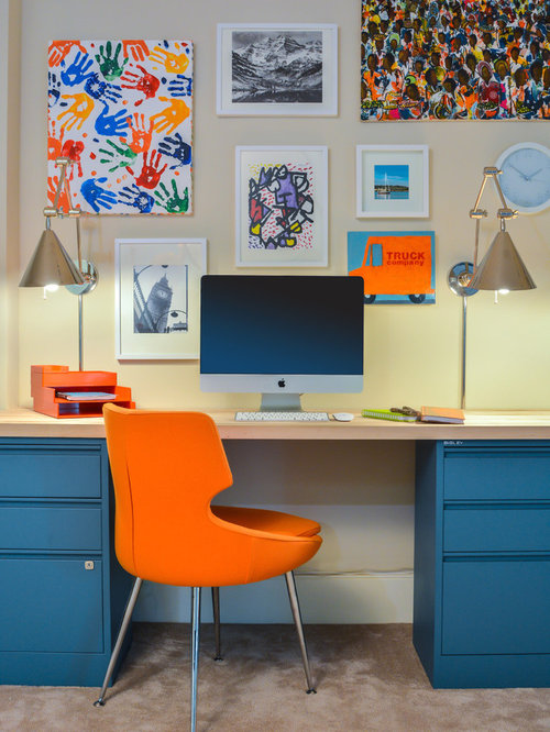 Desk File Cabinet | Houzz