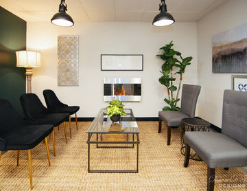 Chiropractic Clinic Design by Dawn D Totty Designs