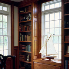 Farmhouse Home Office by Connor Homes