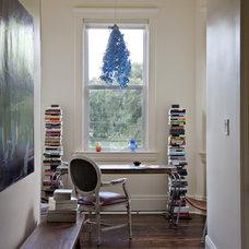 Contemporary Home Office by studioWTA