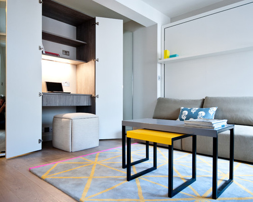 Exceptional Modern Studio Apartment Design Houzz