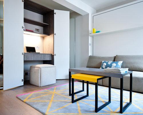 Best Living Room Office Combination Design Ideas Remodel