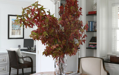 9 Easy Ways to Decorate With Autumn Leaves