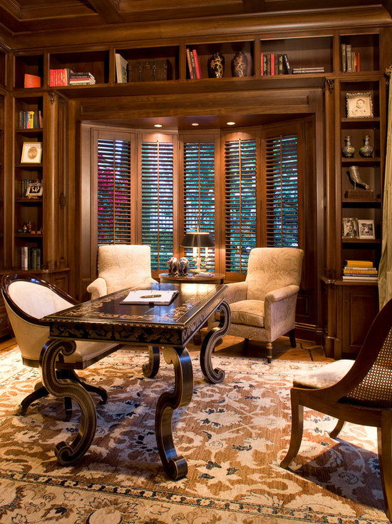 Classic Office Design classic office | houzz