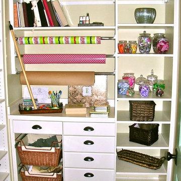 Closet Offices / Becky Harris