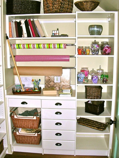 closet office. eclectic home office closet offices becky harris l