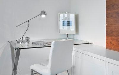 Фотоохота: 75 идей по обустройству домашнего мини-офиса
