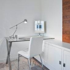 Contemporary Home Office by John Bentley