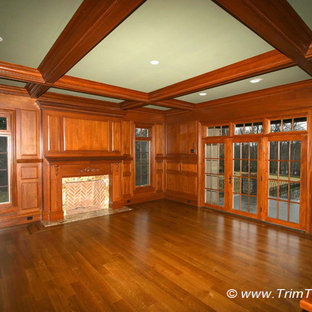 Coffered Ceilings and Beams
