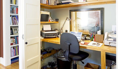 Tips to Creating a Home Office Anywhere in the House