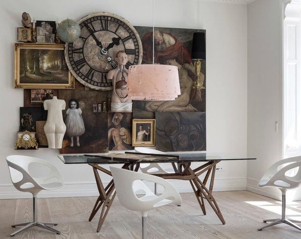 Éclectique Bureau à domicile by Louis Poulsen