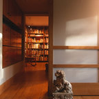 Marseille Residence - Asian - Home Office - Sacramento - by Katherine Kawaguchi