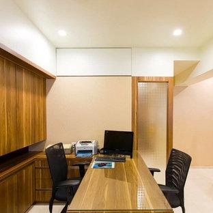 Пример оригинального дизайна: кабинет в восточном стиле