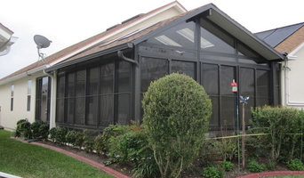 Composite Roof Glass Room Addition