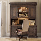 Telluride Home Office Traditional Home Office Denver