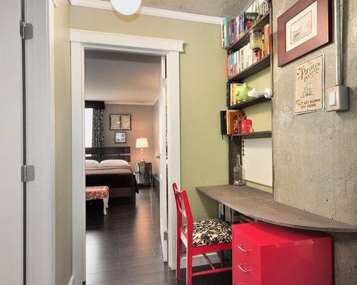 Brilliant Hallway Desk Ideas Pictures Remodel And Decor Largest Home Design Picture Inspirations Pitcheantrous