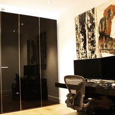 Modern Home Office by Talbot Luxury Properties Inc.