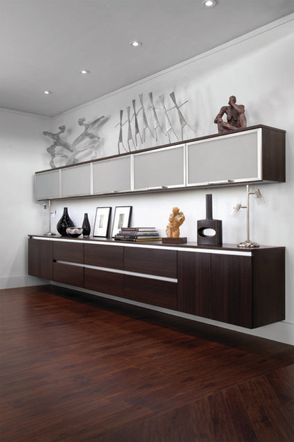 Modern Home Office by transFORM | The Art of Custom Storage