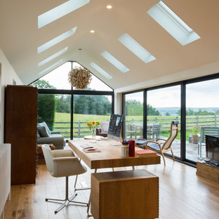 Contemporary Cottage Extension