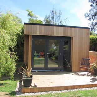 Contemporary Garden Studio