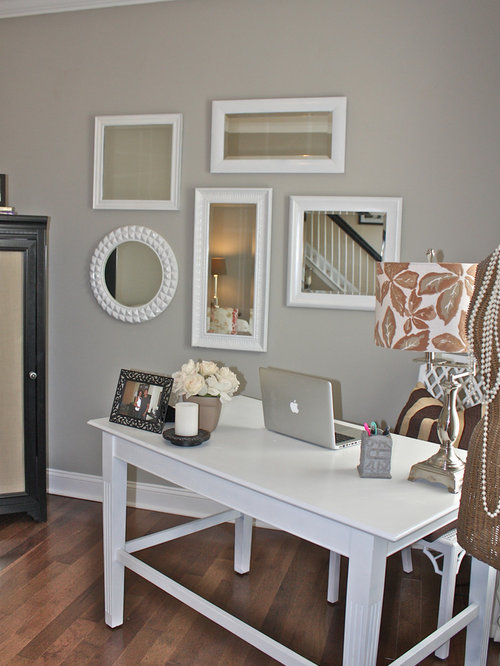 Sherwin Williams Home Office Design Ideas Remodels Photos