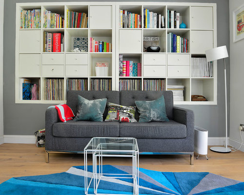 Bookcases For Living Room | Houzz