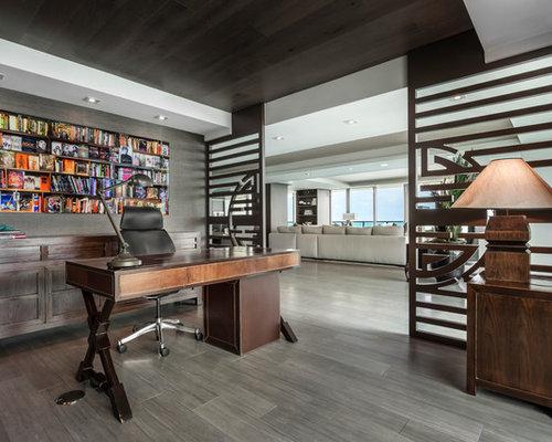 best contemporary home office design ideas remodel. Black Bedroom Furniture Sets. Home Design Ideas