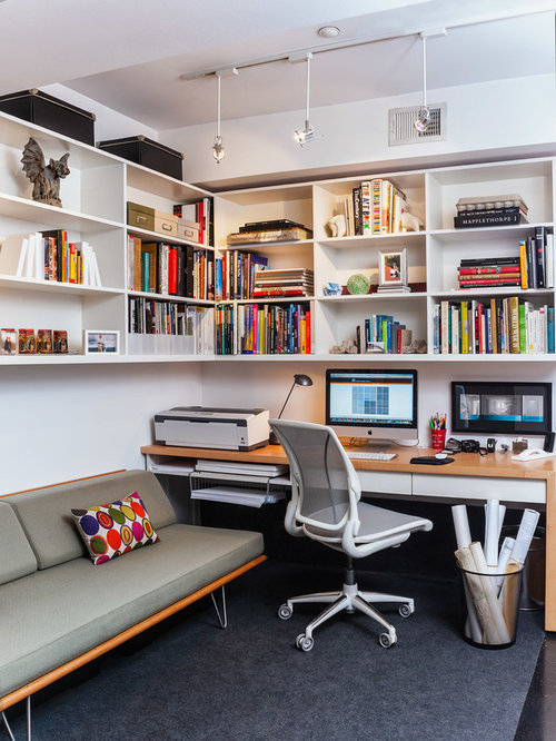 Apartment Office apartment home office. designer jonathan lou0027s weekend