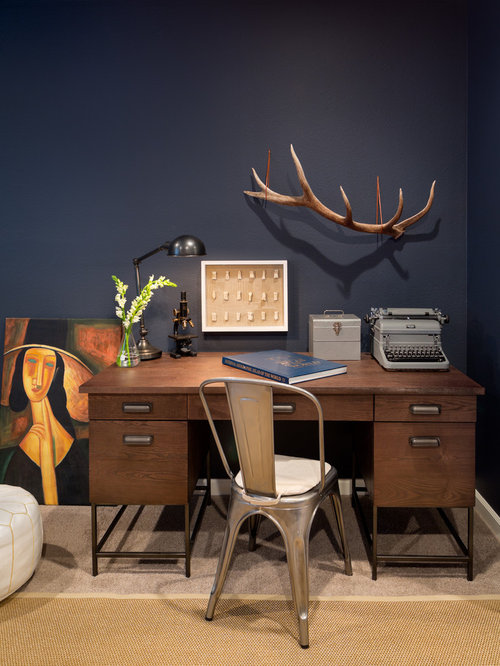 Hanging Antlers Home Design Ideas, Pictures, Remodel and Decor