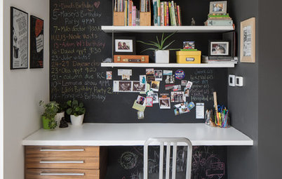10 Simple Ways to Create a Work Space on a Budget
