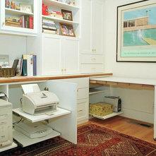 Contemporary Home Office Contemporary Home Office