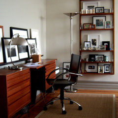 contemporary home office by 1 2 1 S T U D i O . C O M
