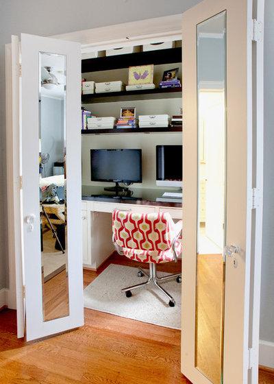 Contemporaneo Studio Contemporary Home Office
