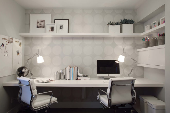 Contemporary Home Office by Shift Interiors