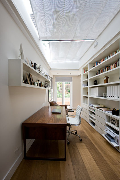 Contemporary Home Office by Northwick Design