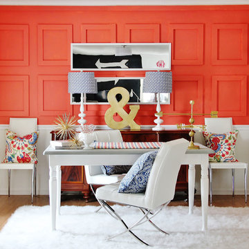Coral Reef SW  6606 - Color of the Year 2015