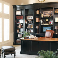 Traditional Home Office by M.J. Coates Custom Homes