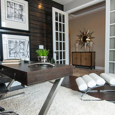 Home Office by Masterpiece Design Group