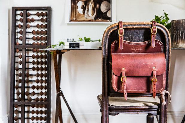 Éclectique Bureau à domicile by Nikki To Photography