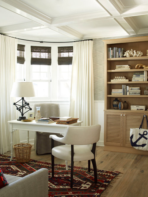 home office window treatments houzz