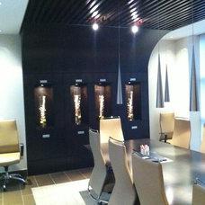 Contemporary Home Office by David Nosella Interior Design