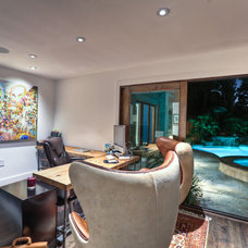 Contemporary Home Office by Masa Studio Architects