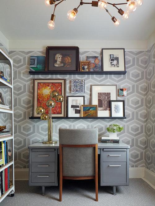 Ideas para despachos dise os de despachos ecl cticos grises for Ideas para despachos