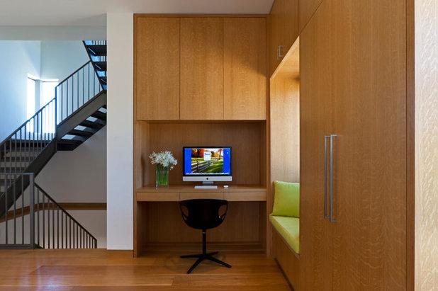 Contemporáneo Despacho by Vinci | Hamp Architects