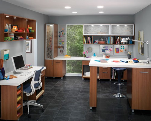 saveemail - Modern Home Office Design
