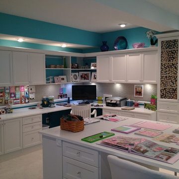 Craft Room/ Home Office