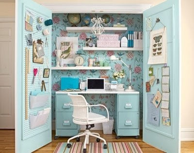 Traditional Home Office by California Closets of Louisville and Lexington