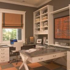 Contemporary Home Office craft1